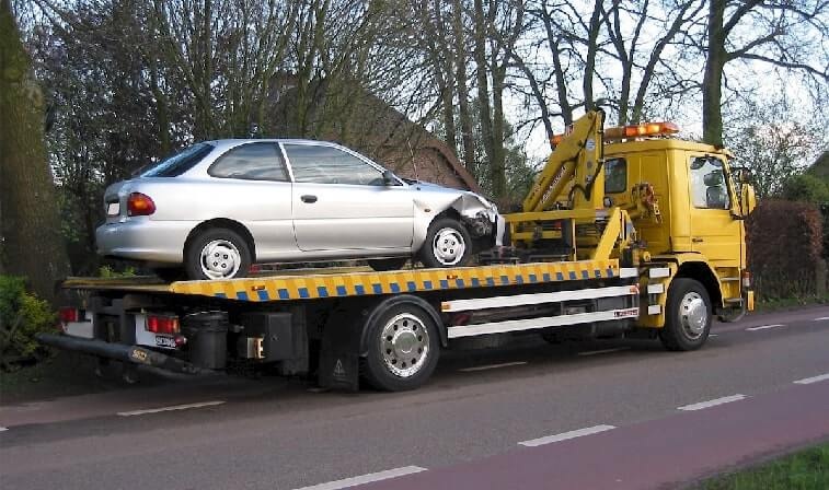 cash for unwanted cars free towing