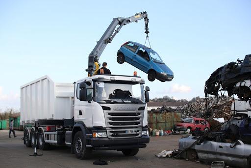 auto wreckers newcastle